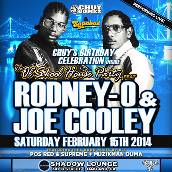 Rodney O Joe Cooley