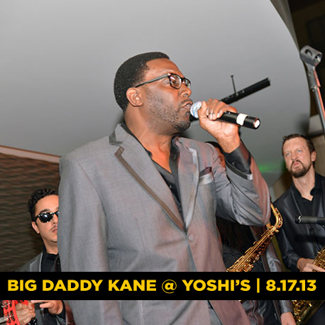 Big Daddy Kane Gallery